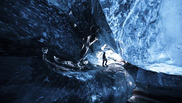 Glaciar Vatnajokull - Islandia