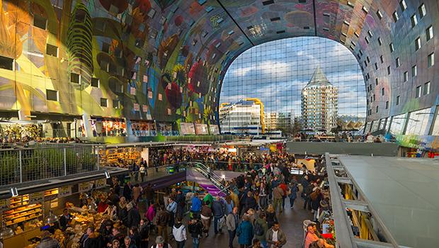 Markthal Rotterdam 2