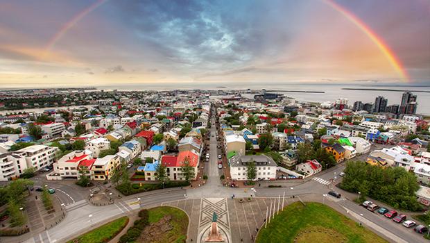 Reikiavik Islandia