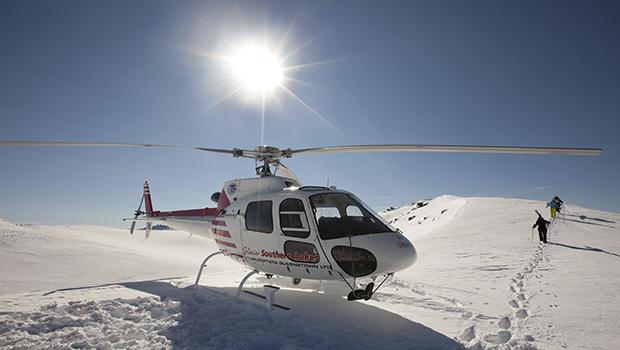 helicoptero heli-ski