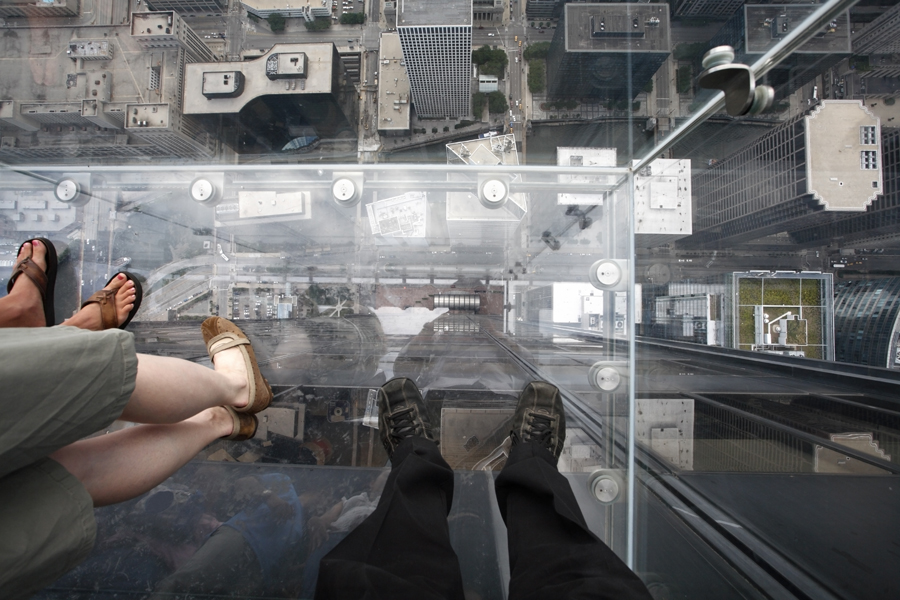 Skydeck de Willis Tower