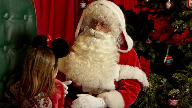Papa Noel Disney