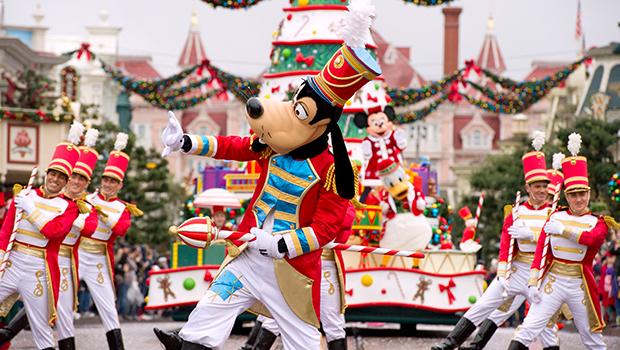 parade navidad