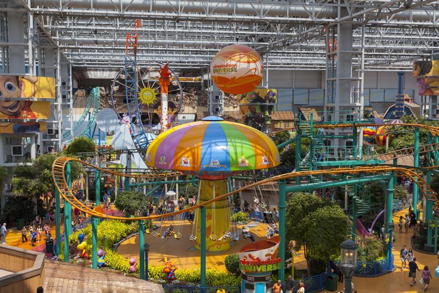 Parque Nickelodeon