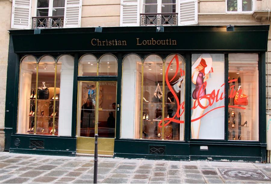 tiendas rebajas París