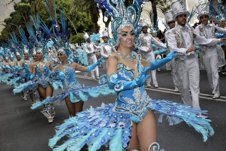 Carnaval de Santa Cruz de Tenerife / Foto: CANARYLUC / Shutterstock.com