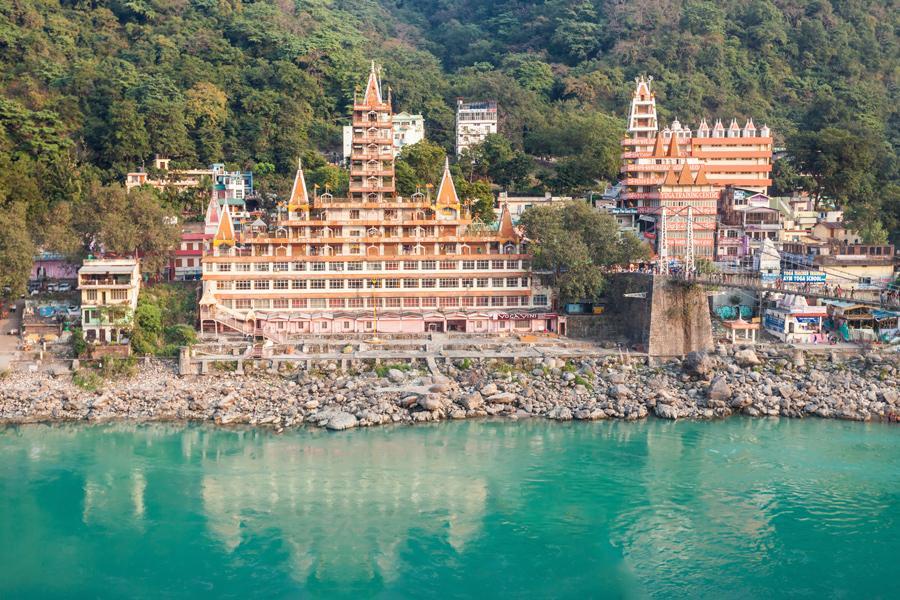 Rishikesh, India. Foto: saiko3p / Shutterstock.com