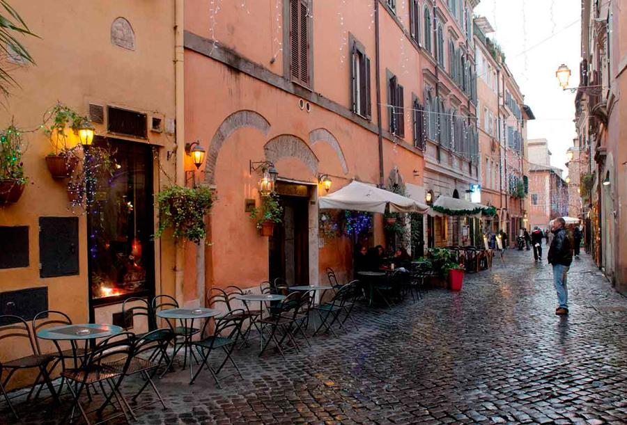 Terrazas Roma