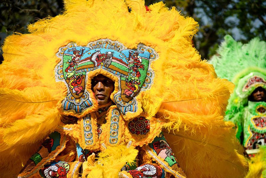 Mardi Grass en Nueva Orleans / Foto: cortesía de MardiGrasNewOrleans.com