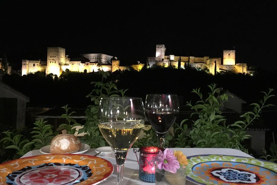 Restaurante Aben Humeya, Granada