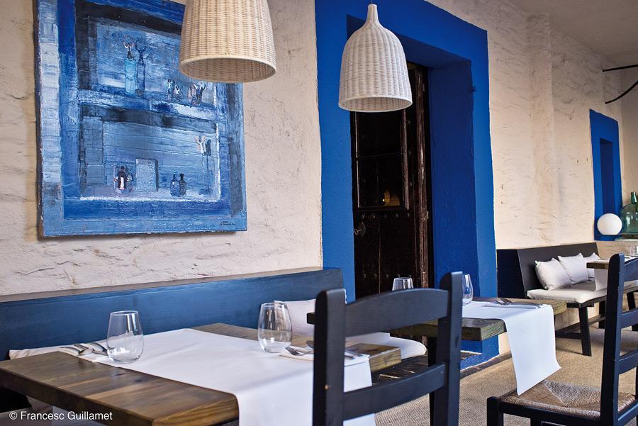 Restaurante Compartir, Cadaqués / Foto: Francesc Guillamet