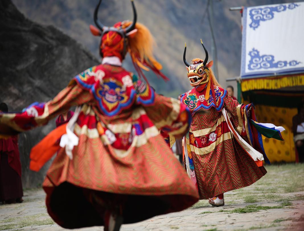 viajar a butan Viajes Carrefour