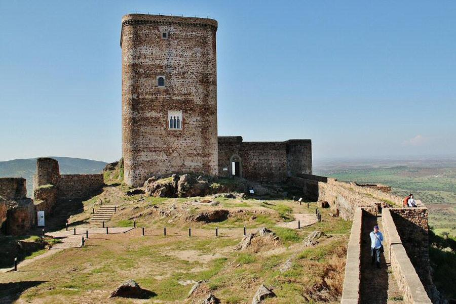 Provincia de Badajoz, Castillo de Feria