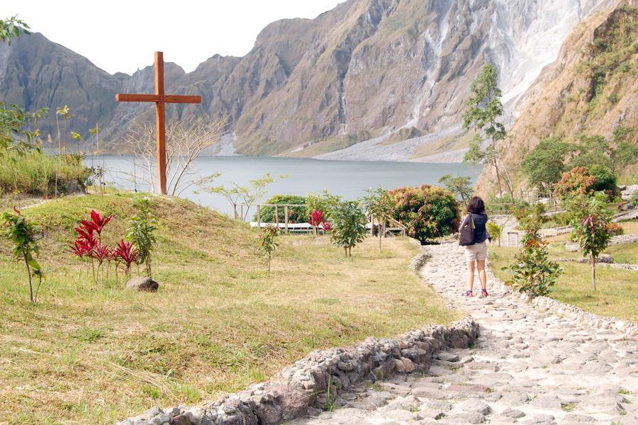 Monte Pinatubo, Filipinas / Foto: walterericsy / Shutterstock.com