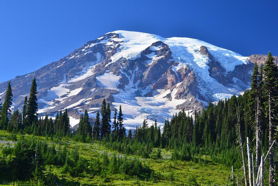Monte Rainier, Washington
