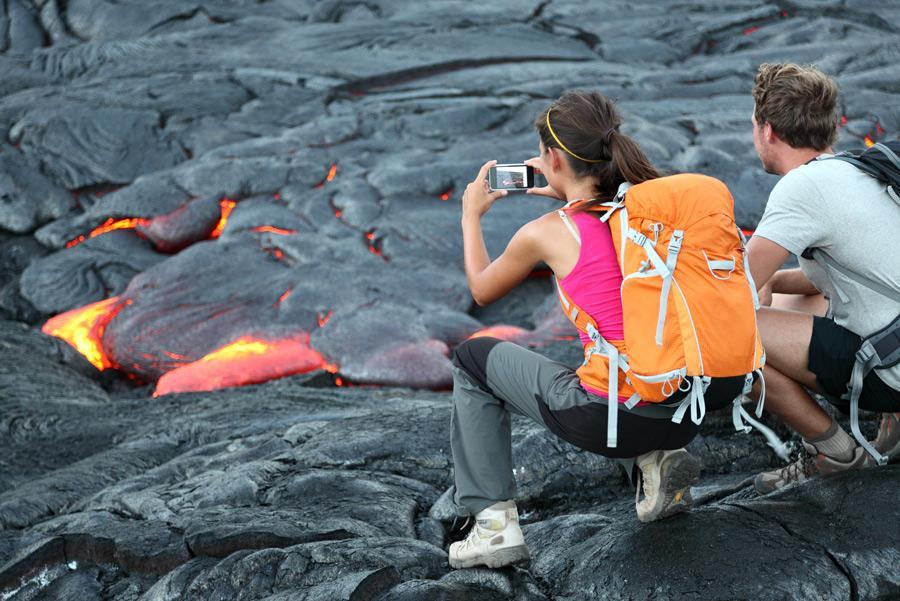 Volcán Kilauea, Hawái