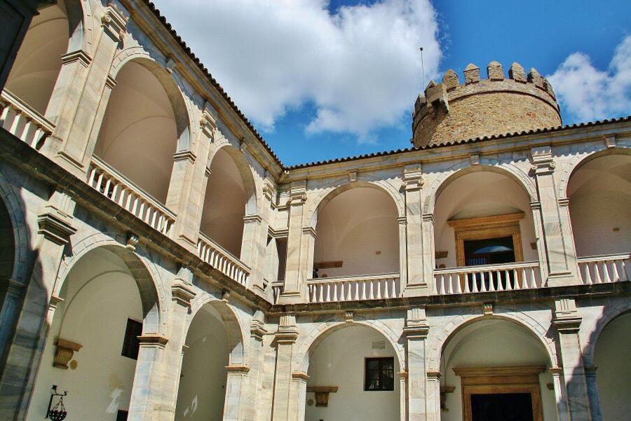 Provincia de Badajoz, Parador de Zafra