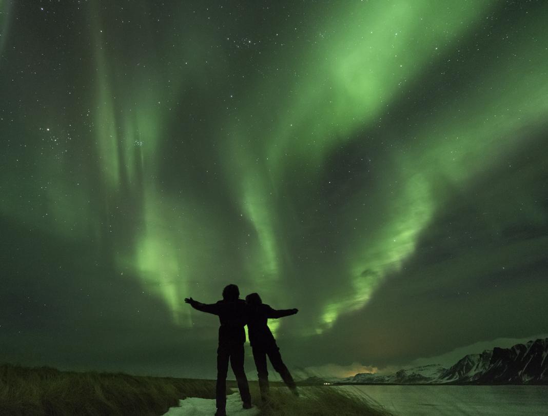 Viajar Finlandia Aurora Boreal Viajes Carrefour