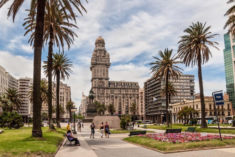 Montevideo, capital de Uruguay. Autor: byvalet / Shutterstock.com