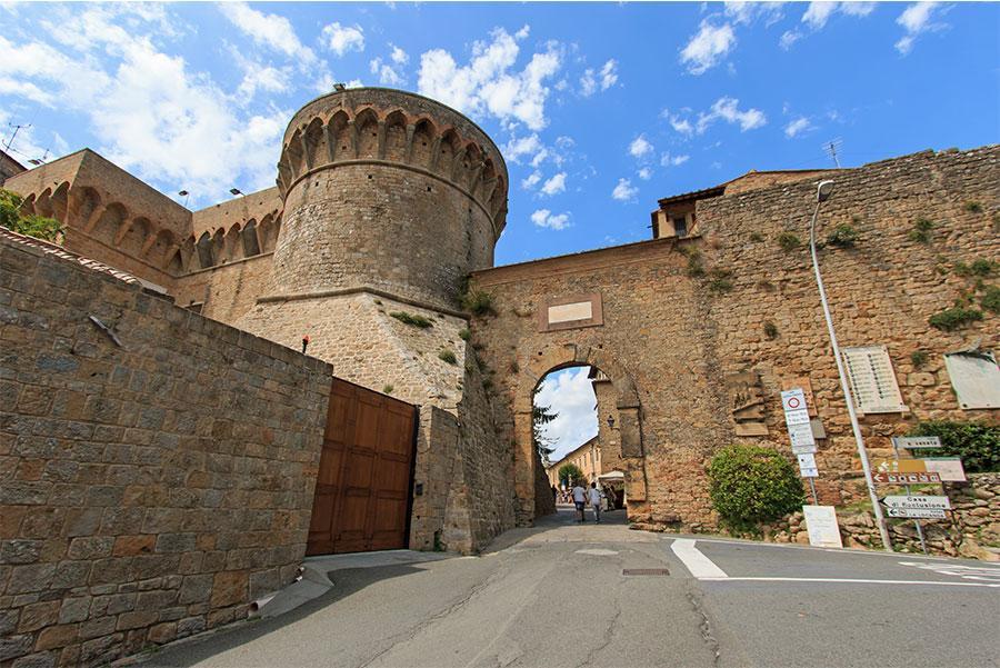 Castillo de Carcassone, en Francia