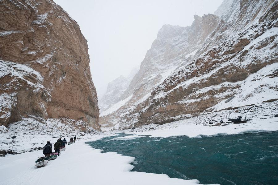 Río Zanskar