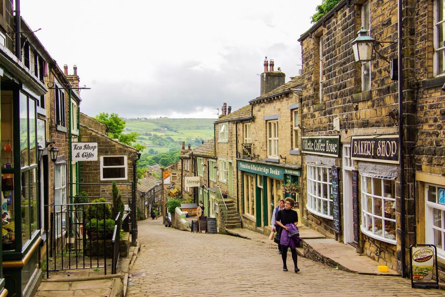 Haworth, Inglaterra. Foto: Natalia Sidorova / Shutterstock.com