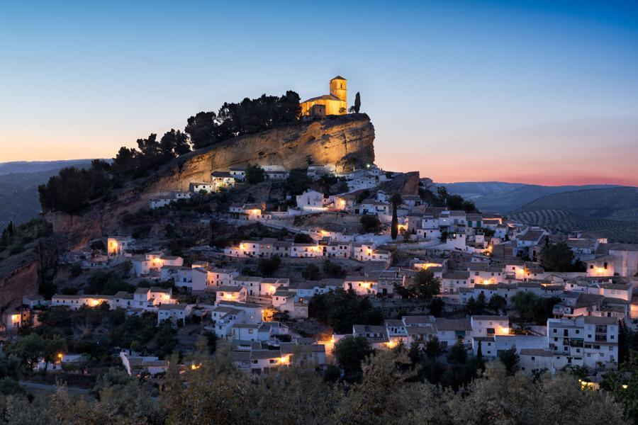 Montefrío, Granada