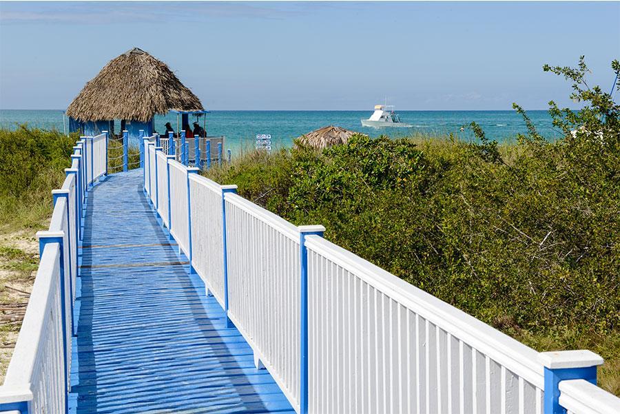 Playa de Cayo Guillermo
