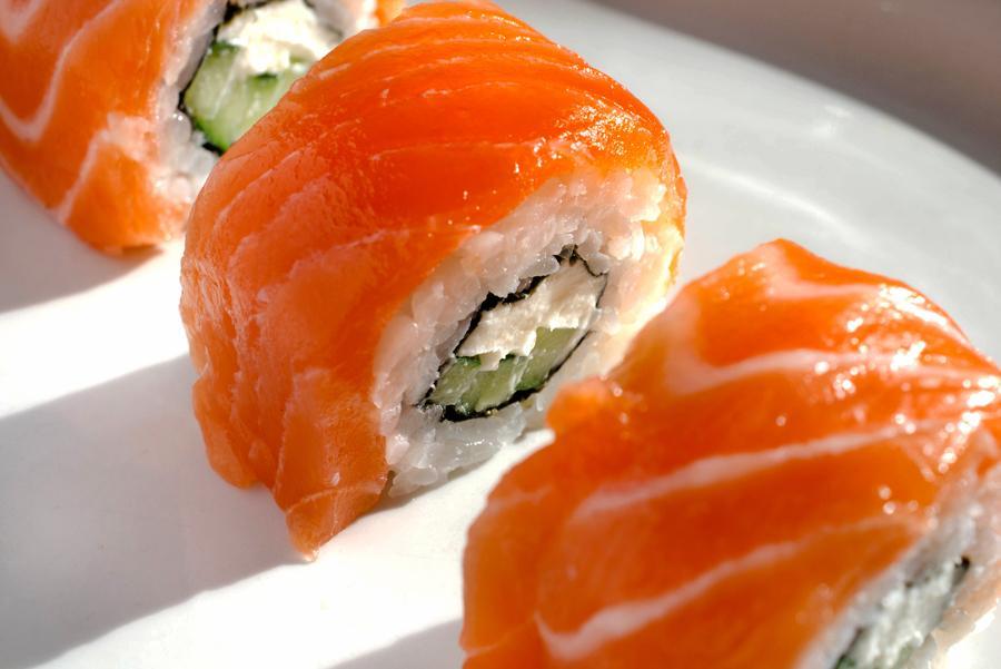 La comida japonesa triunfa en España. Atribución: Rinitka / Shutterstock