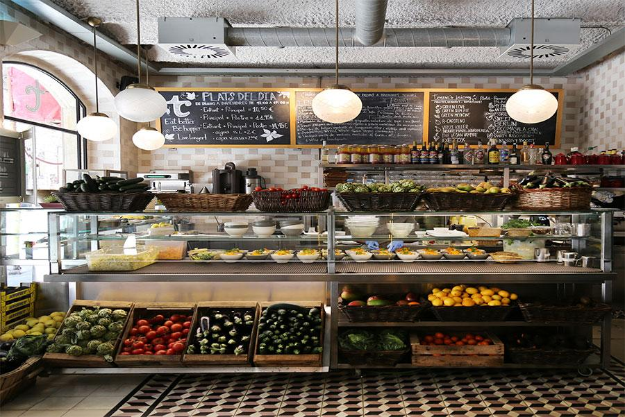 Teresa Carles Healthy Foods.