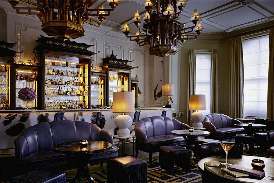 Artesian, en Londres. The Langham, London