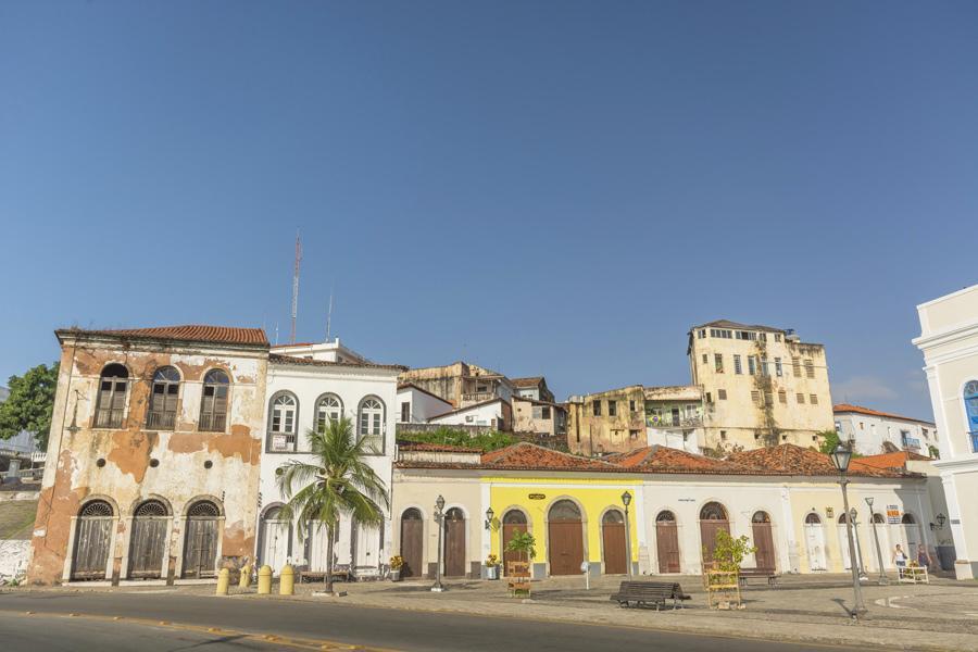 Centro histórico de São Luis. Autor: ANDRE DIB / shutterstock.com