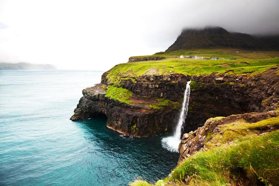 Islas Faroe, Dinamarca.