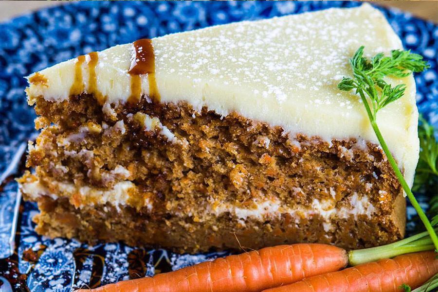 Carrot Cake de Bendita Locura