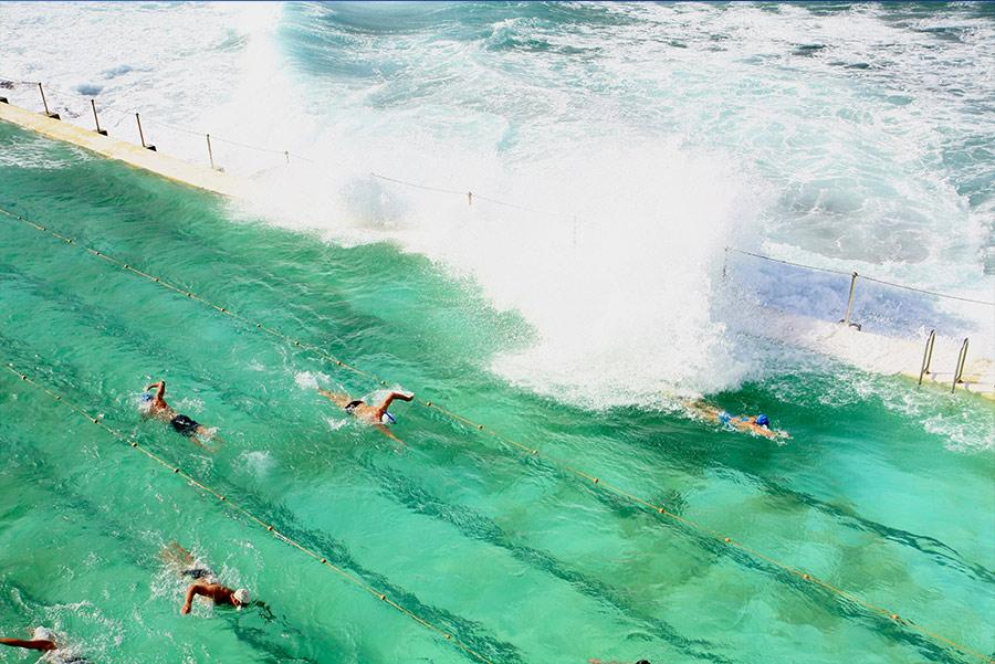 Bondi Beach, Sídney. Foto:  CCParis / Shutterstock.com