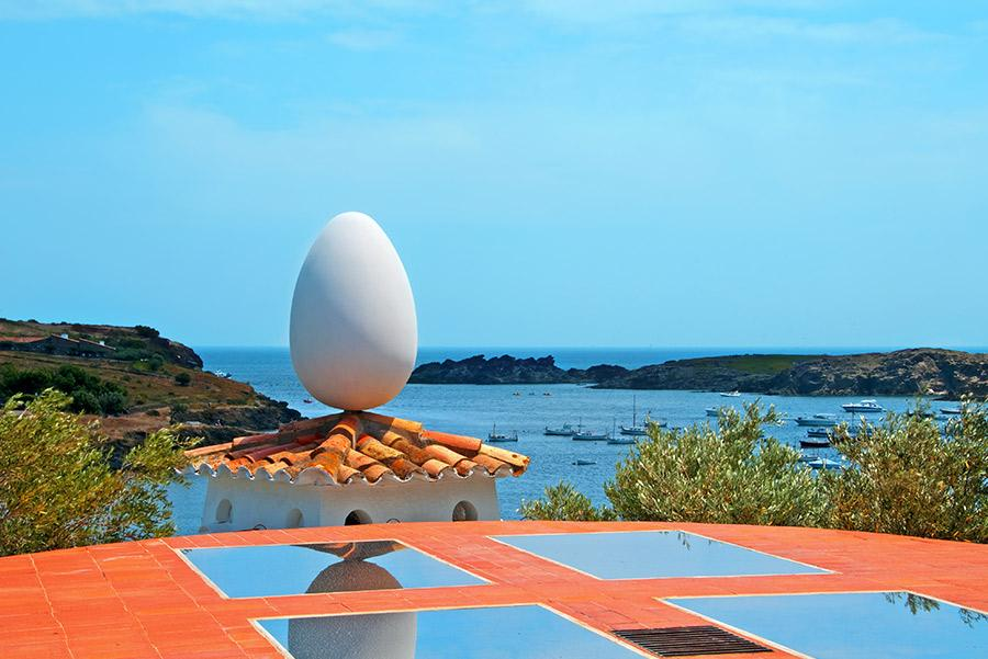 Casa-Museo de Salvador Dalí.