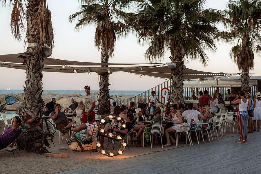 Salt Beach Club Barcelona