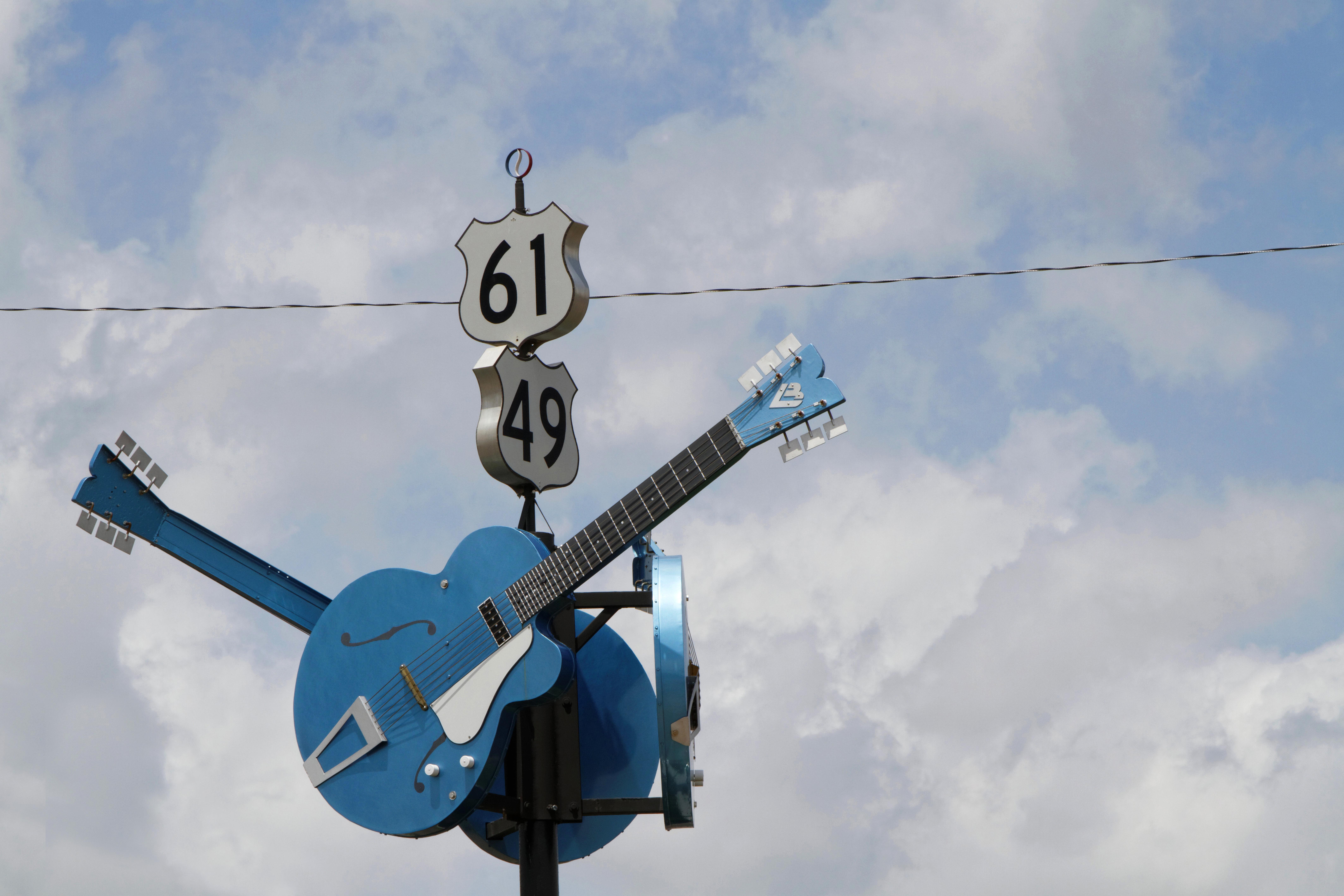 Cruce de la 61 con la 49, marcado por la música. Foto:Pierre Jean Durieu / shutterstock.com