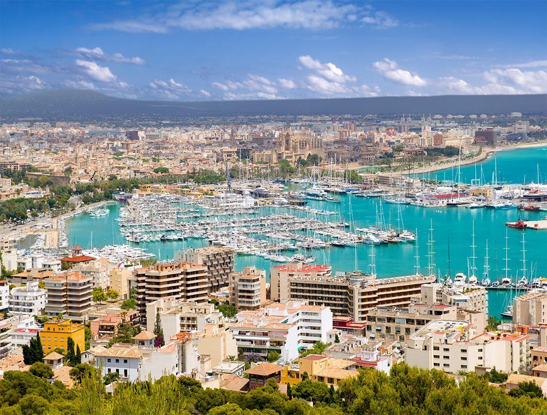 Oferta Vacaciones Palma de Mallorca Viajes Carrefour