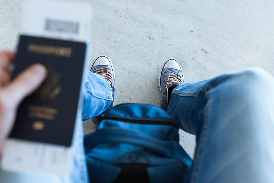 Haz fotocopias de tu pasaporte y tus reservas y llévalas siempre contigo.