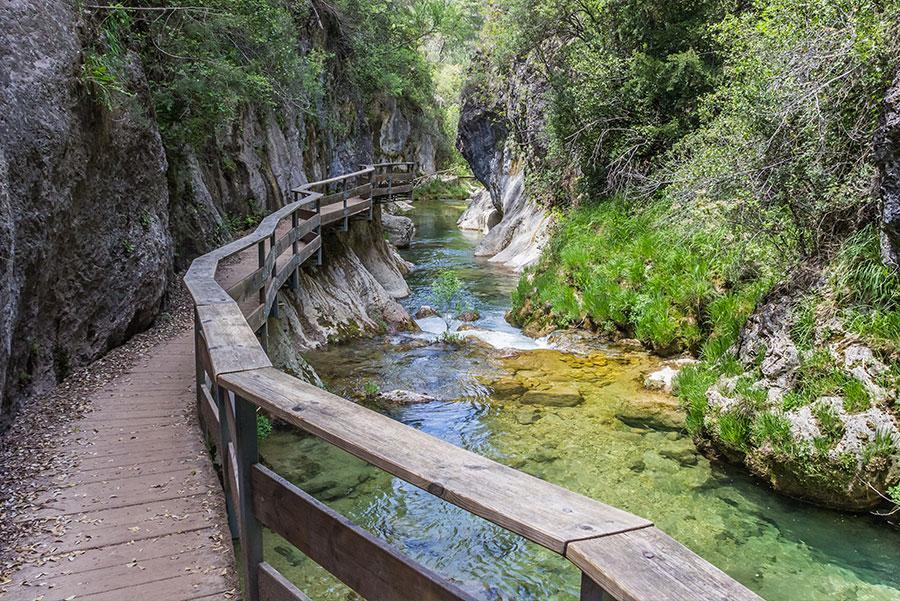 Sierra de Cazorla.
