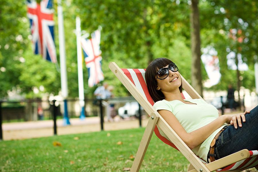 St James's Park en Londres Foto: ©VisitBritain