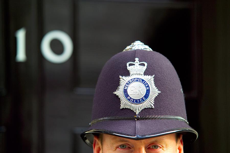 El 10 de Downing Street, sede del gobierno británico Foto: ©VisitBritain
