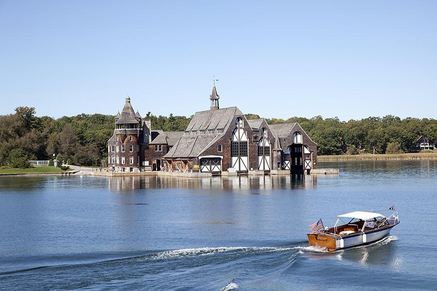 Paseo en bote por las Mil Islas Foto: Marisina / Shutterstock.com