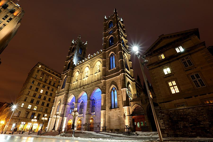 Basílica de Notre Dame, Montreal Foto: Ping Ye / Shutterstock.com