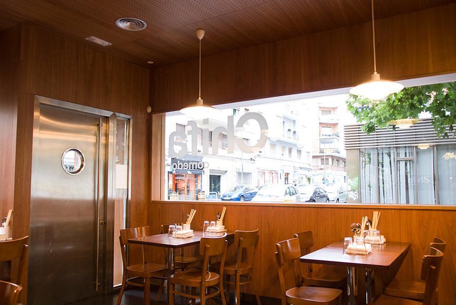Restaurante Chifa en Madrid  Foto: ©Rosa Veloso