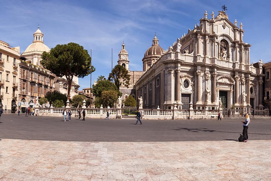 Catania, al este de la isla Foto: bepsy / Shutterstock.com