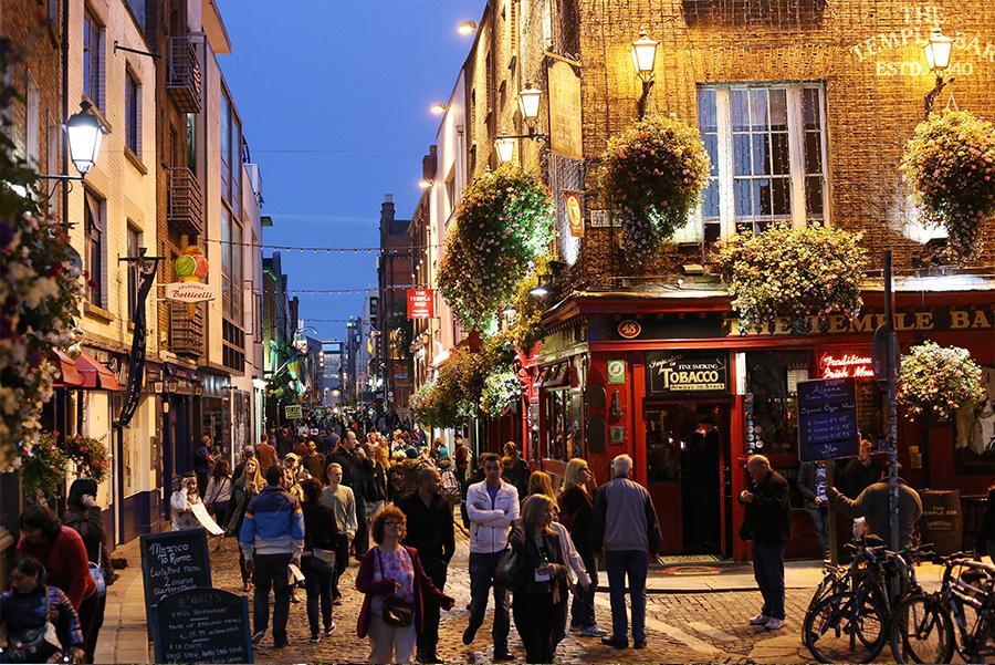 Temple Bar, Dublín Foto: Tilman Ehrcke / Shutterstock.com