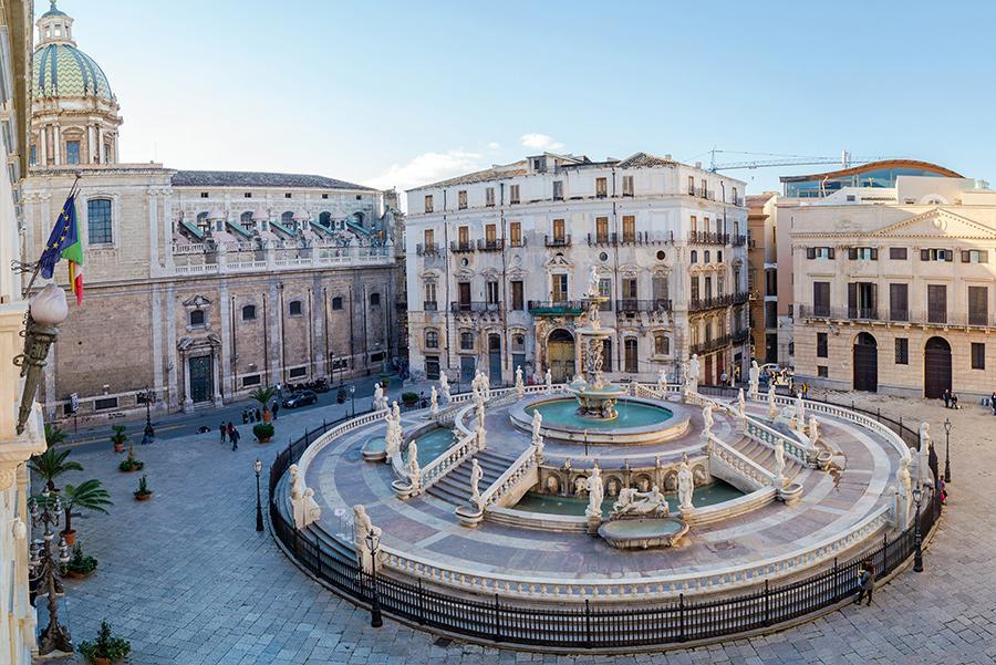 Plaza de Palermo