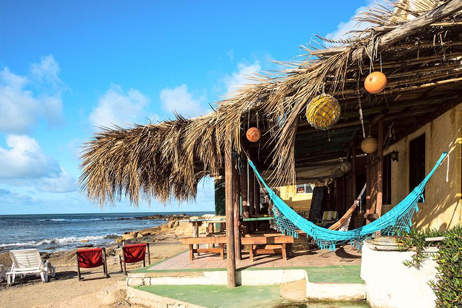 Caseta de Cabo Polonio.